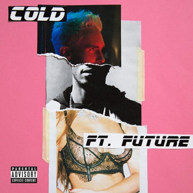 Carátula - Maroon5 feat. Future - Cold