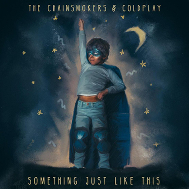 Carátula - The Chainsmokers - Something Just Like This