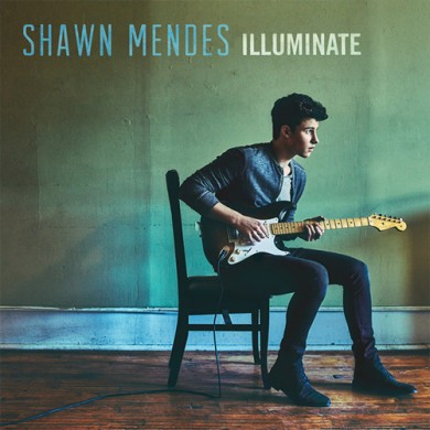 Carátula - Shawn Mendes - There's Nothing Holdin Me Back