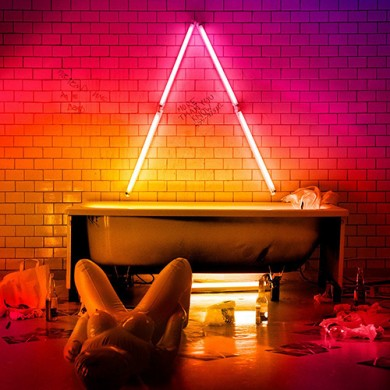 Carátula - Axwell & Ingrosso - Renegade