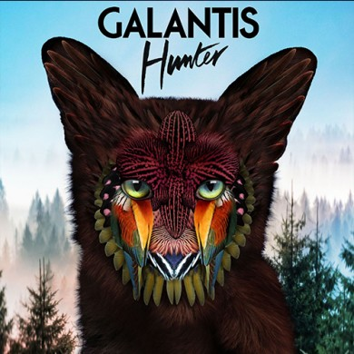 Carátula - Galantis - Hunter