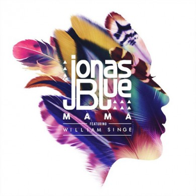 Carátula - Jonas Blue feat. William Singe - Mama