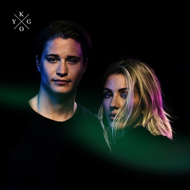 Carátula - Kygo feat. Ellie Goulding - First Time