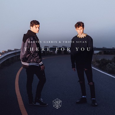 Carátula - Martin Garrix feat. Troye Sivan - There For You