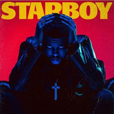 Carátula - The Weeknd - Rockin