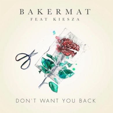 Carátula - Bakermat feat. Kiesza - Don't Want You Back