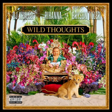 Carátula - Dj Khaled - Wild Thoughts