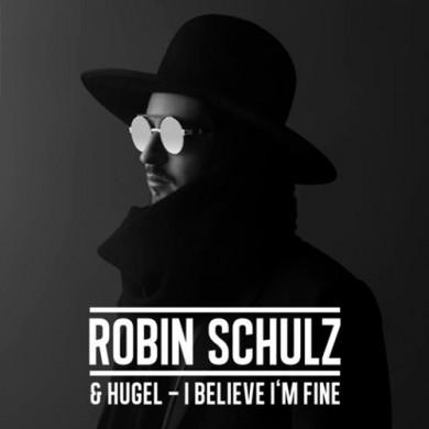 Carátula - Robin Schulz - I Believe I'm Fine