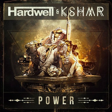 Carátula - Hardwell - Power