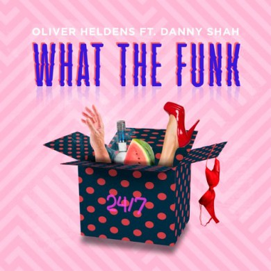 Carátula - Oliver Heldens - What The Funk