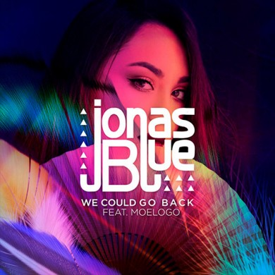 Carátula - Jonas Blue - We Could Go Back
