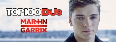 Noticias - Martin Garrix - Top100 Dj's