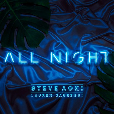 Carátula - Steve Aoki - All Night