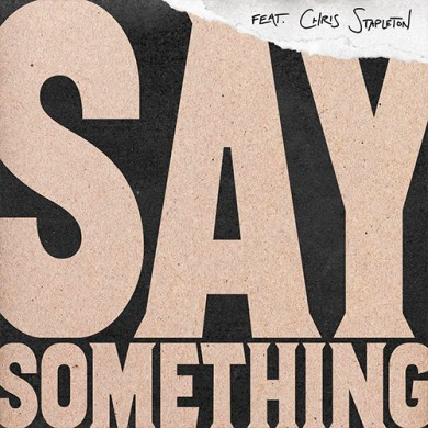 Carátula - Justin Timberlake - Say Something