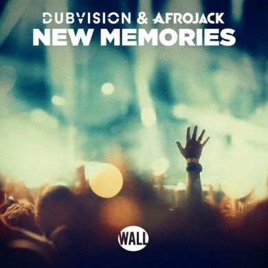Carátula - Dubvision & Afrojack - New Memories