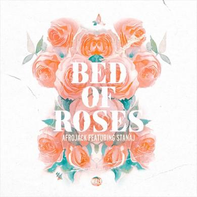 Carátula - Afrojack - Bed Of Roses