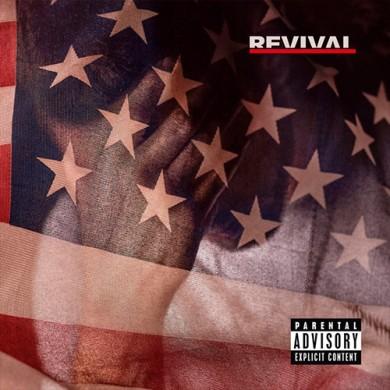 Carátula - Eminem feat. Ed Sheeran - River