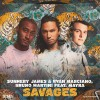 Carátula de Sunnery James & Ryan Marciano - Savages