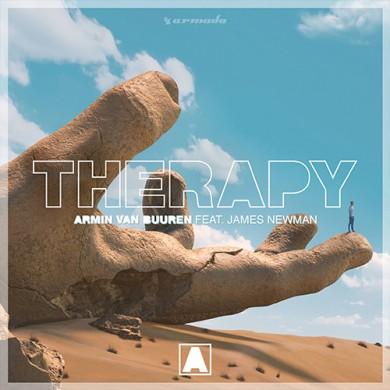 Carátula - Armin Van Buuren - Therapy