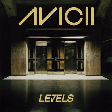 Carátula - Avicii - Levels