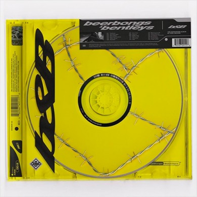 Carátula - Post Malone - Better Now