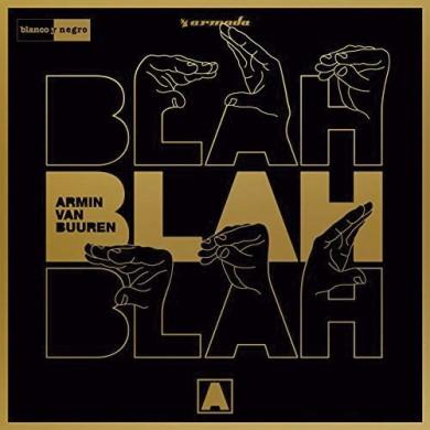 Carátula - Armin Van Buuren - Blah Blah Blah