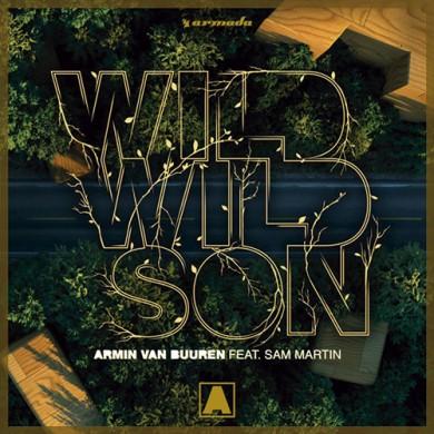 Carátula - Armin Van Buuren feat. Sam Martin - Wild Wild Son