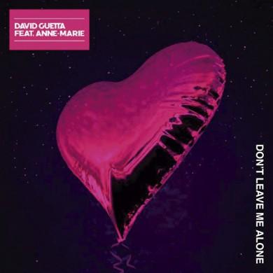 Carátula - David Guetta - Don't Leave Me Alone