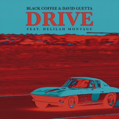 Carátula - David Guetta & Black Coffee - Drive