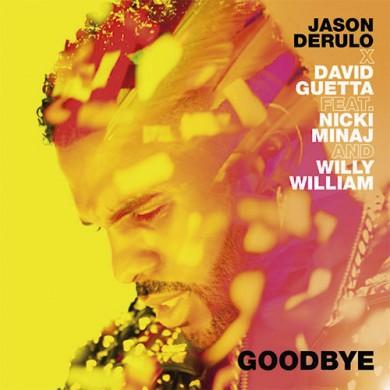 Carátula - Jason Derulo & David Guetta - Goodbye