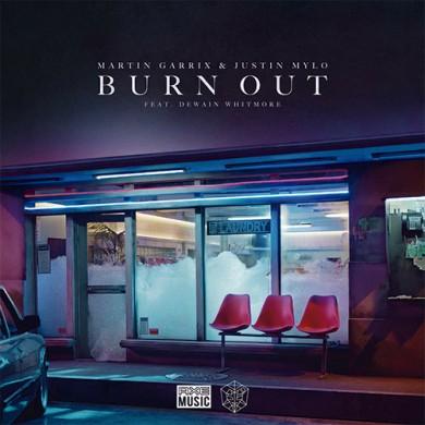 Carátula - Martin Garrix -& Justin Mylo - Burn Out