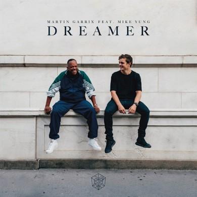 Carátula - Martin Garrix feat. Mike Yung - Dreamer