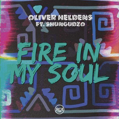 Carátula - Oliver Heldens feat. Shungudzo - Fire In My Soul