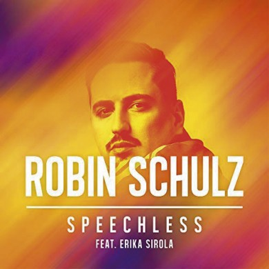 Carátula - Robin Schulz feat. Sirola - Speechless