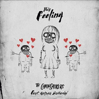 Carátula - The Chainsmokers - This Feeling