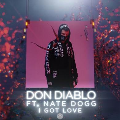 Carátula - Don Diablo feat. Nate Dogg - I Got Love