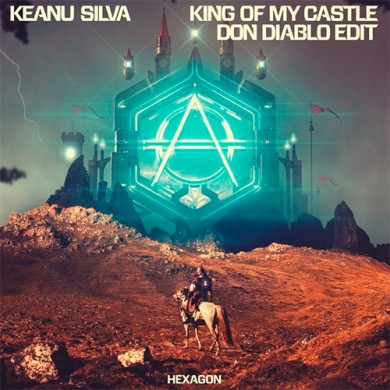 Carátula - Don Diablo & Keanu Silva - King Of My Castle (Don Diablo Remix)