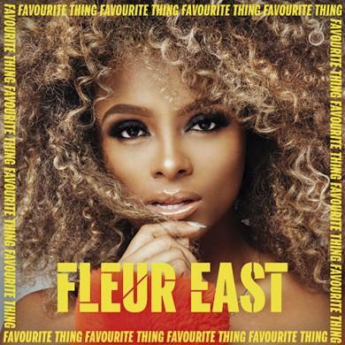 Carátula - Fleur East - Favourite Thing