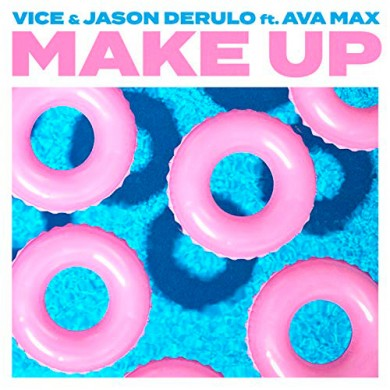 Carátula - Vice & Jason Derulo feat. Ava Max - Make Up