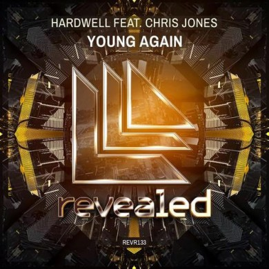Carátula - Hardwell - Young Again