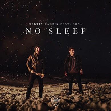 Carátula - Martin Garrix feat. Bonn - No Sleep
