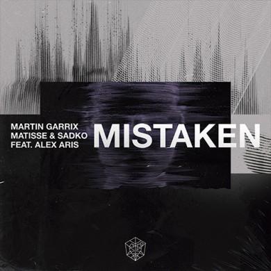 Carátula - Martin Garrix - Mistaken