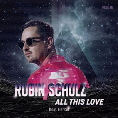 Carátula - Robin Schulz feat. Harloe - All This Love