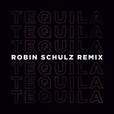 Carátula - Dan & Shay - Tequila (Robin Schulz Remix)