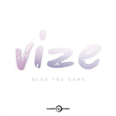 Carátula - Vize - Glad You Came