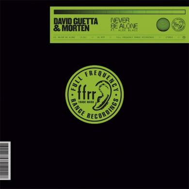 Carátula - David Guetta - Never Be Alone