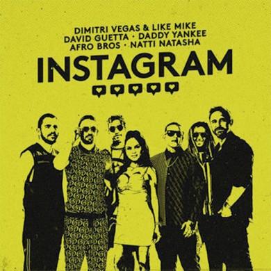 Carátula - Dimitri Vegas & Like Mike - Instagram