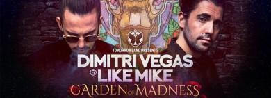 Foto para noticia - Dimitri Vegas & Like Mike