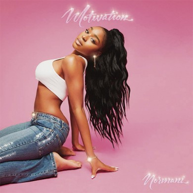 Carátula - Normani - Motivation