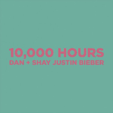 Carátula - Dan & Shay & Justin Bieber - 10000 Hours